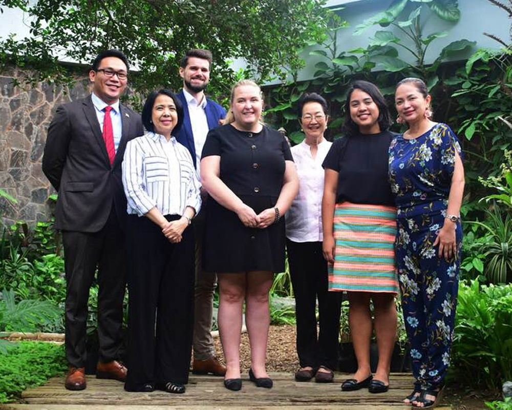 Norway strengthens gender-responsive peacemaking in PH | Manila Times